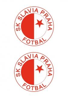 3ef04d6c629a Slavia logo nažehlovačka