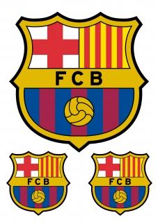 04bbbbe07743 FC Barcelona logo nažehlovačka