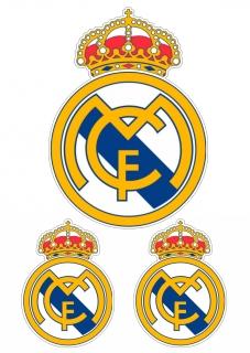 91d86f1eace4 Real Madrid logo nažehlovačka